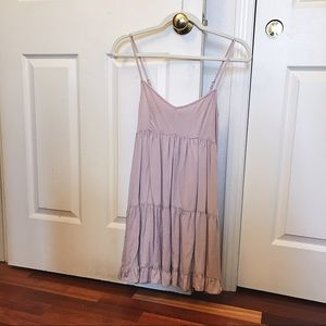Dresses & Skirts - Brandy Melville Pink Jada Dress